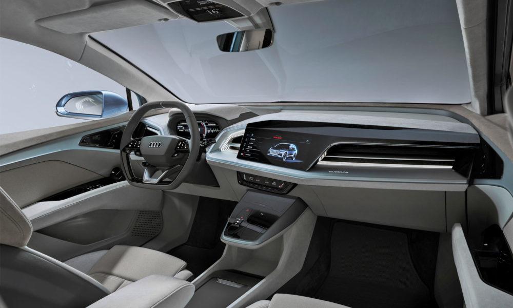Audi-Q4-e-tron-concept Interior