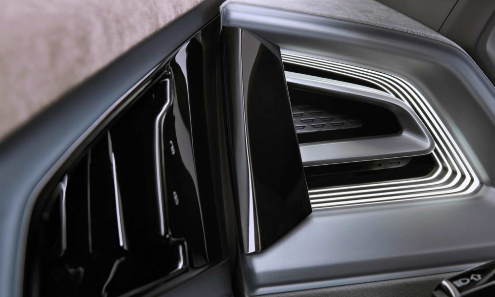 Audi-Q4-e-tron-concept Interior Air Vent