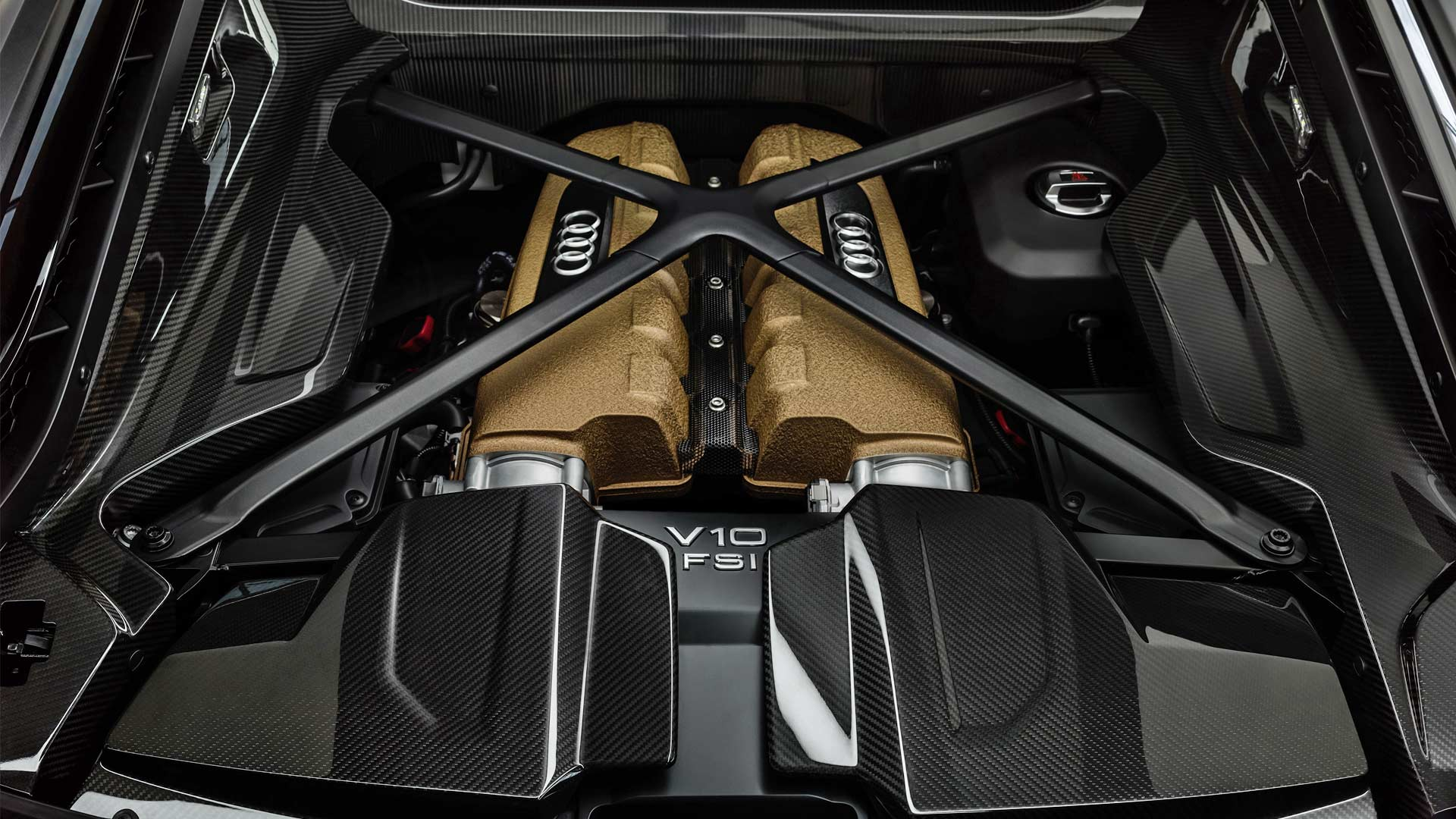 Audi-R8-V10-Decennium-Engine