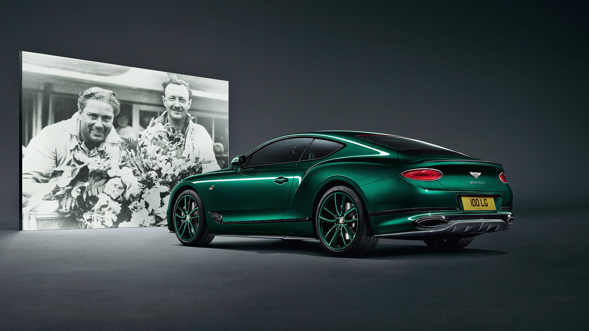 Bentley Continental GT Number 9 Edition by Mulliner_2