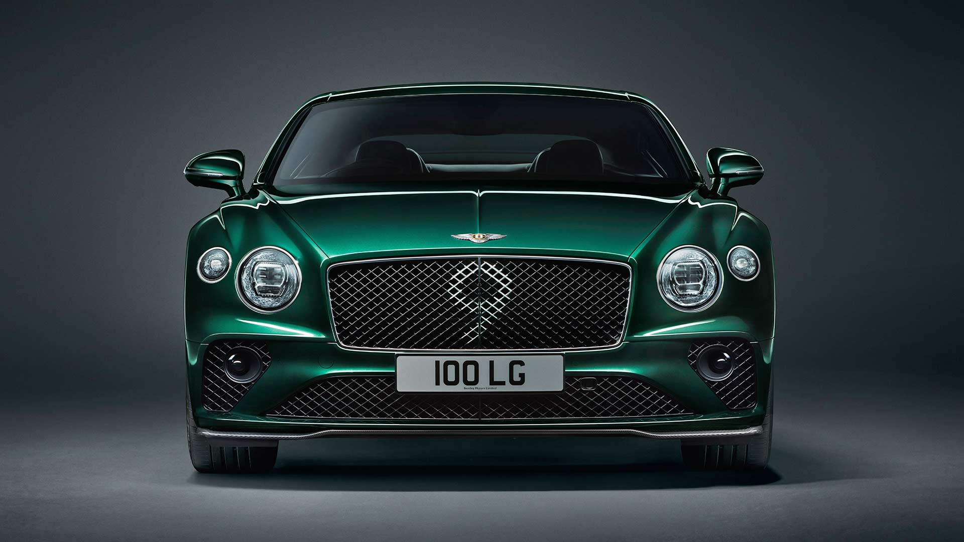 Bentley Continental GT Number 9 Edition by Mulliner_3