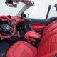Brabus Ultimate E Shadow Edition smart EQ fortwo cabrio Interior