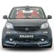 Brabus Ultimate E Shadow Edition smart EQ fortwo cabrio_2