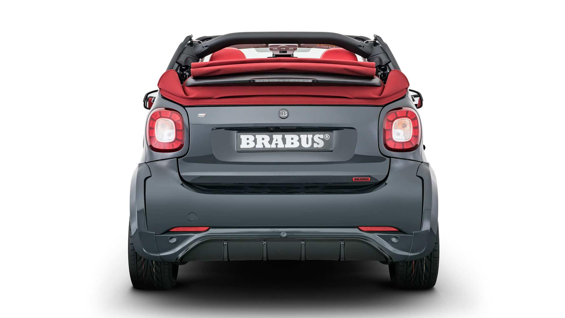 Brabus Ultimate E Shadow Edition smart EQ fortwo cabrio_6