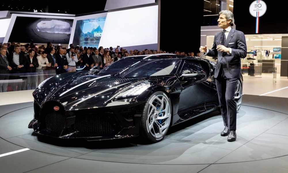 Bugatti La Voiture Noire Remembers The Missing Type 57 Sc