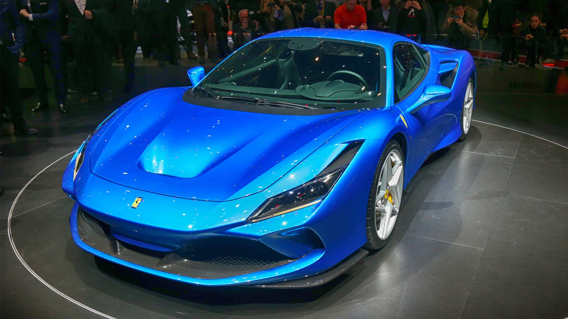 Ferrari F8 Tributo Succeeds 488 Gtb With Pista Power Autodevot