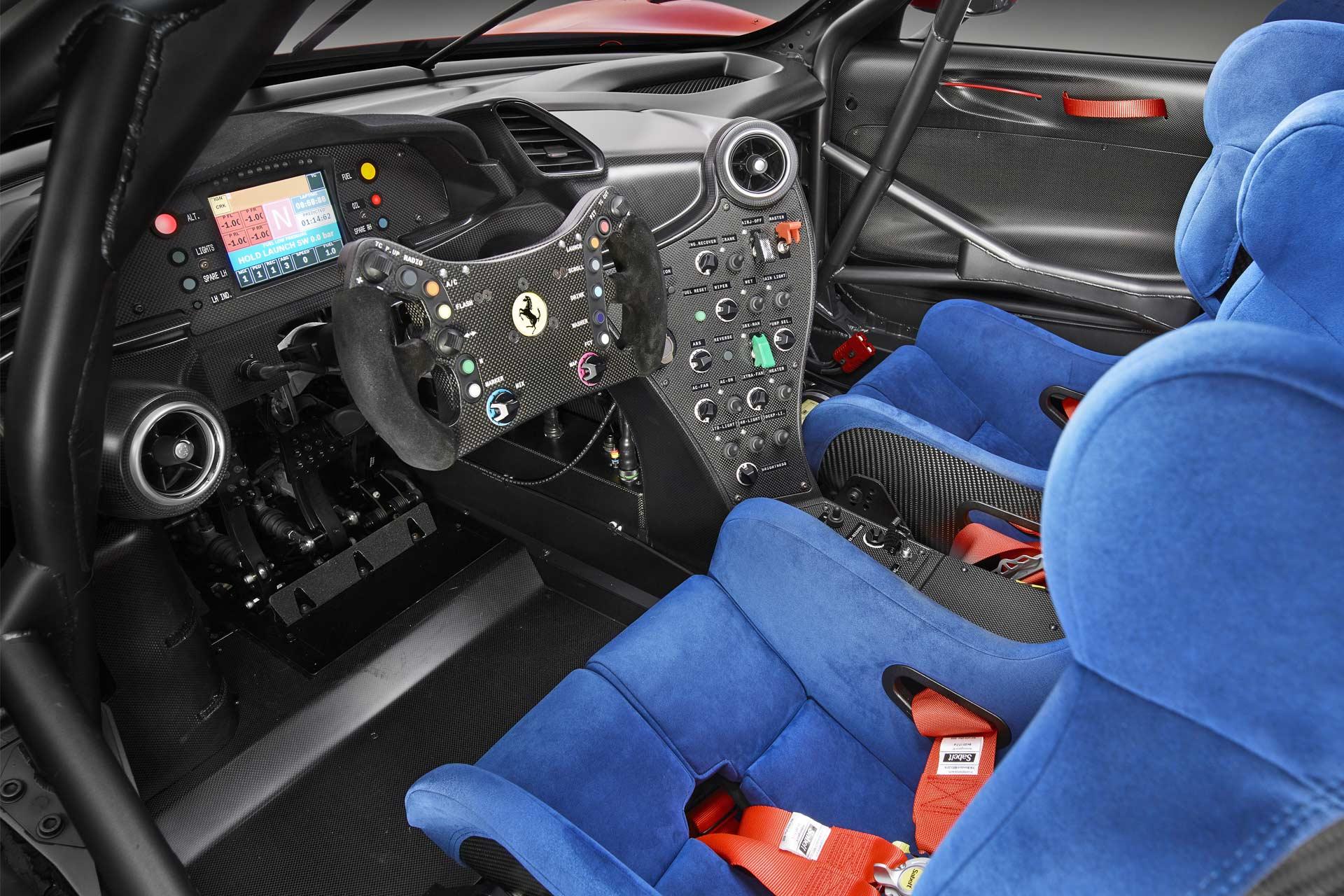 Ferrari-P80-C-Interior