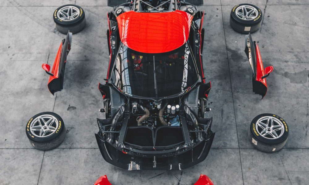 Ferrari-P80-C-parts-top-view