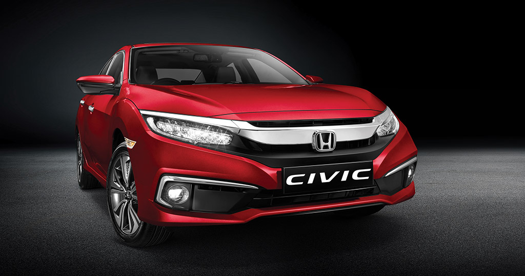Honda-Civic-India