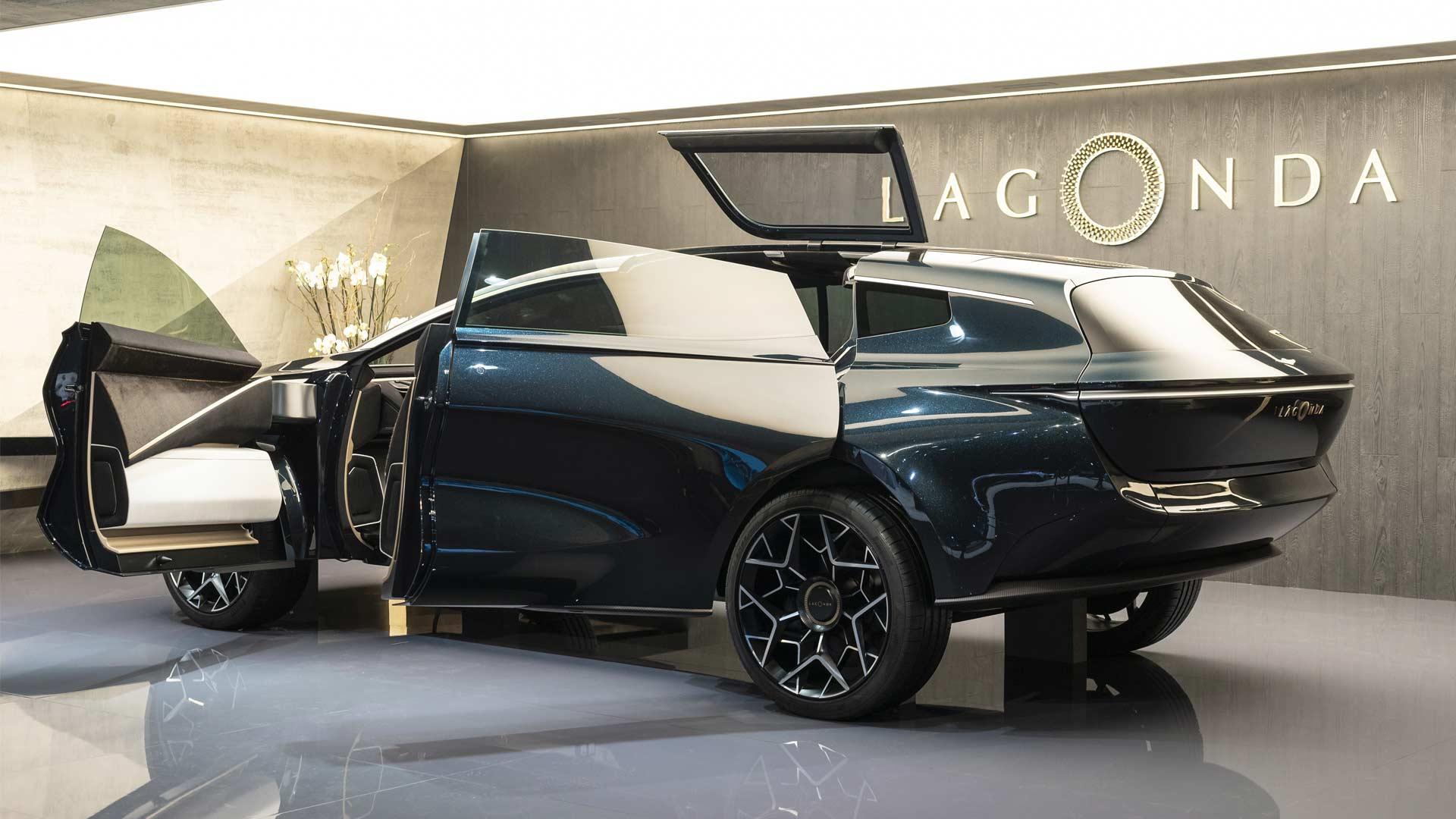 Lagona All Terrain Concept SUV Doors