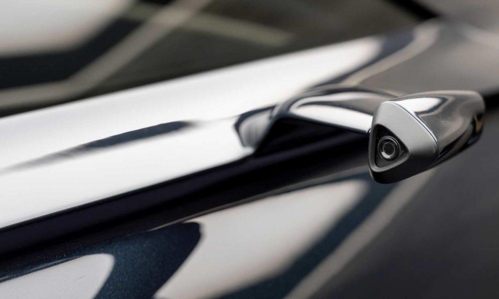 Lagona All Terrain Concept SUV Mirror Cam