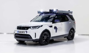 Land-Rover-Discovery Mobile Malaria Project