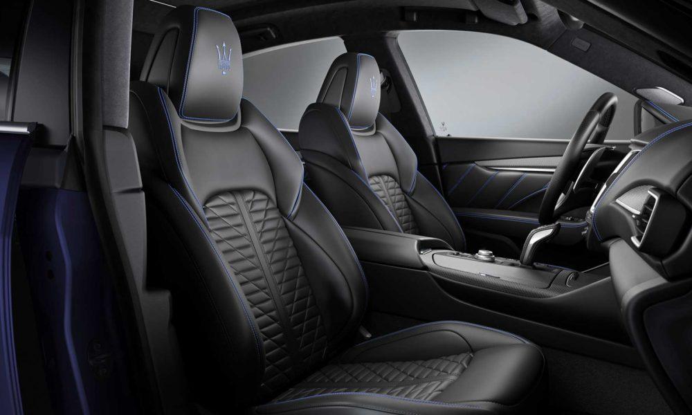 Maserati Levante Trofeo Launch Edition Interior