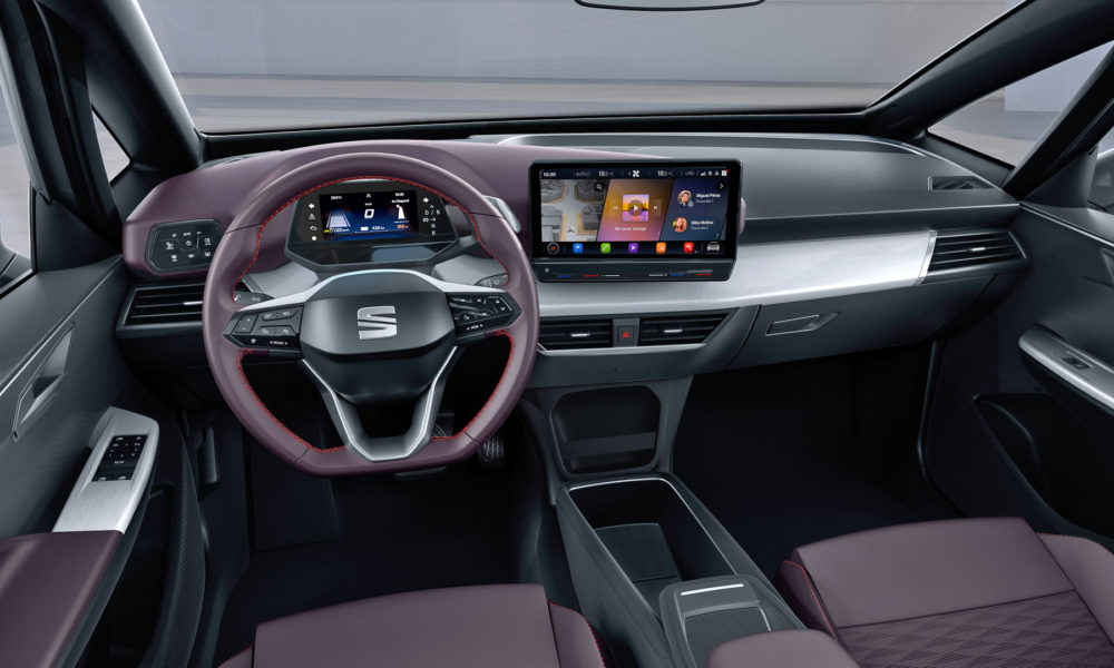 SEAT-el-Born concept Interior