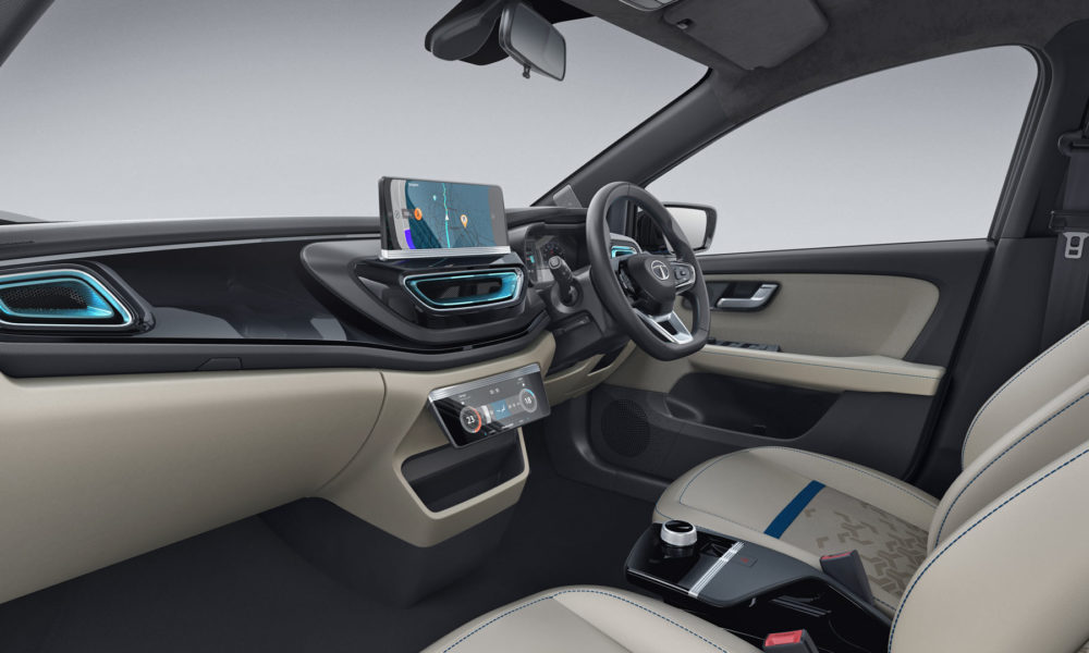 Tata-Altroz-EV-Interior