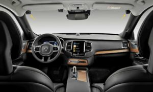 Volvo Cars in-car cameras