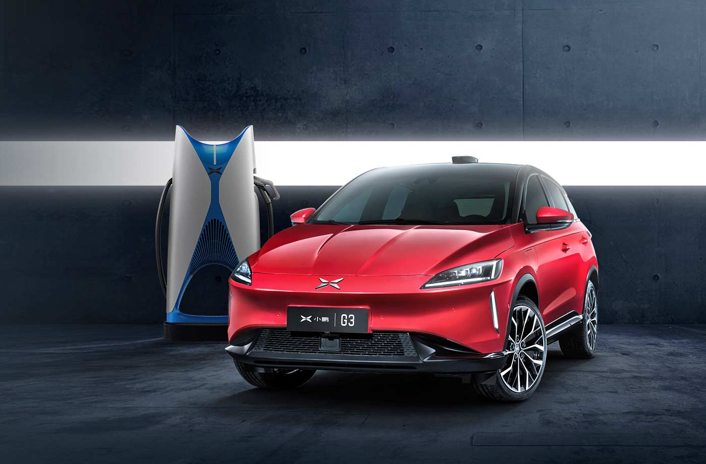 Xpeng-G3-Electric-SUV
