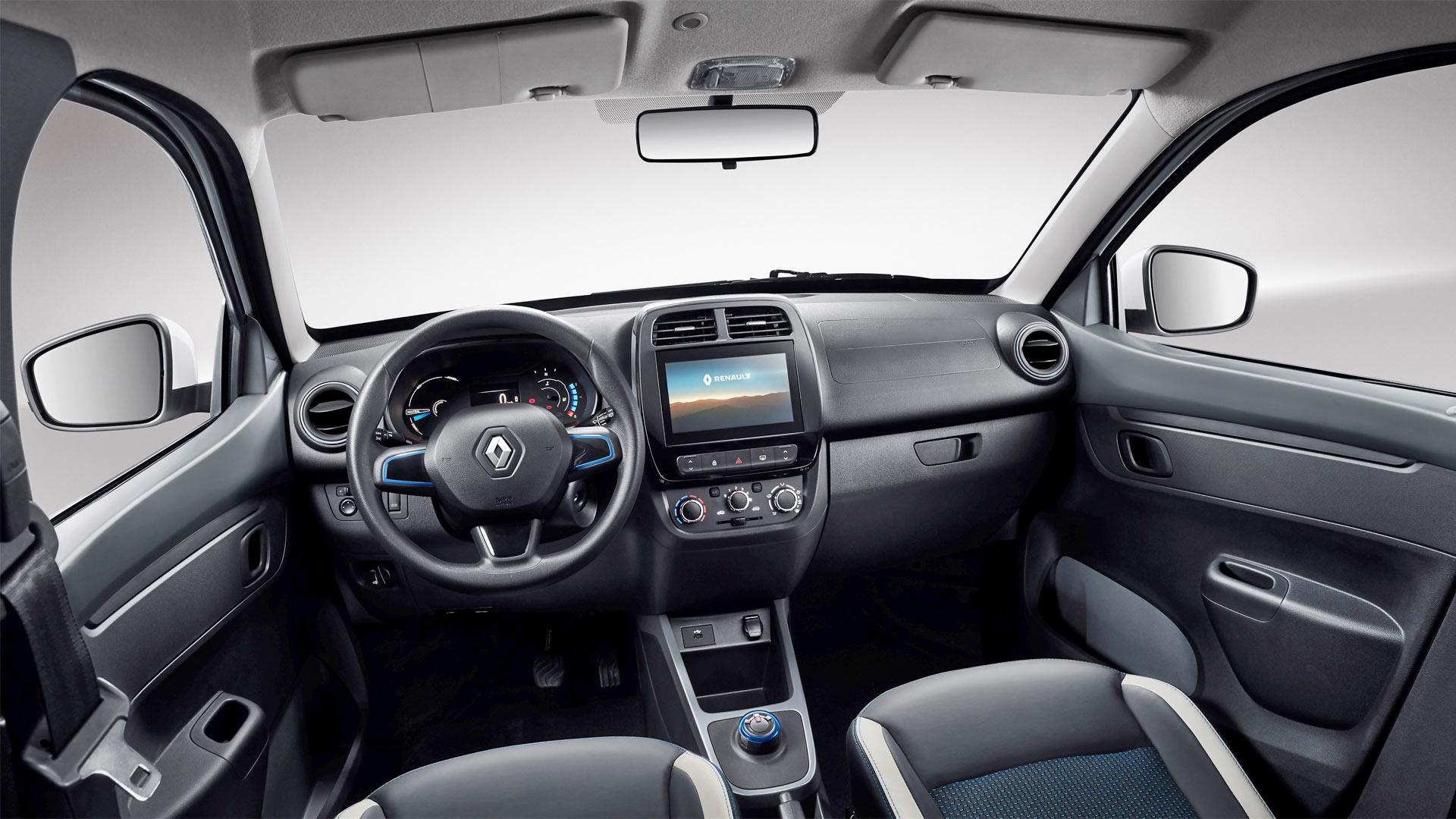 2019-Renault-CITY-K-ZE-Interior