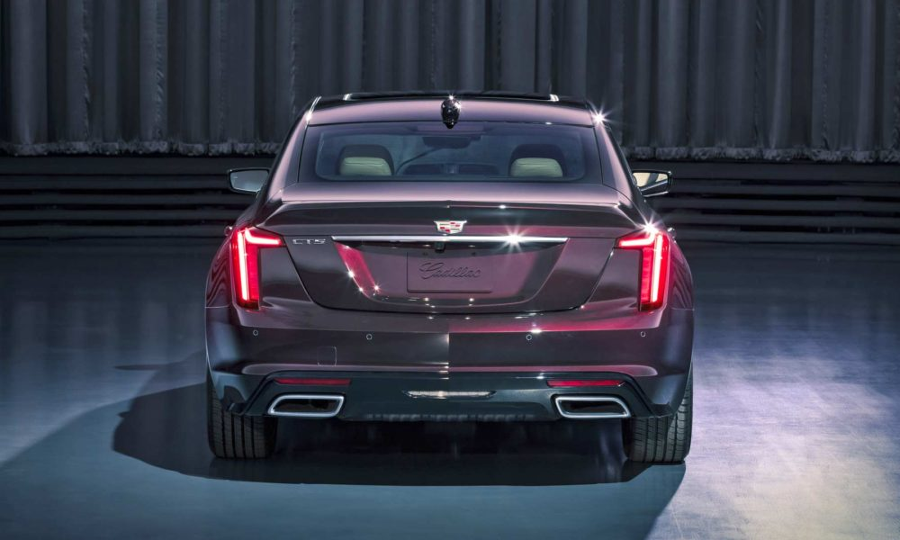 First-ever Cadillac CT5 sedan debuts with Super Cruise tech - Autodevot