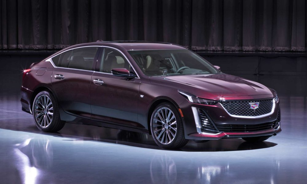 first-ever cadillac ct5 sedan debuts with super cruise