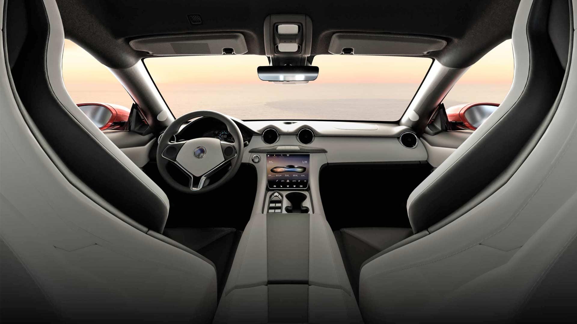 2020 Karma Revero GT Interior