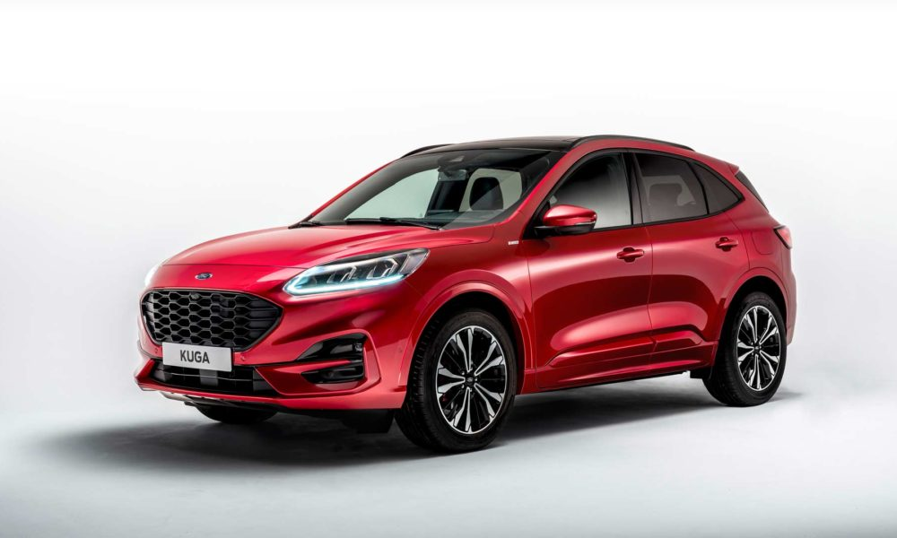 2020 Ford Kuga Debuts With A Plug In Hybrid Variant Autodevot