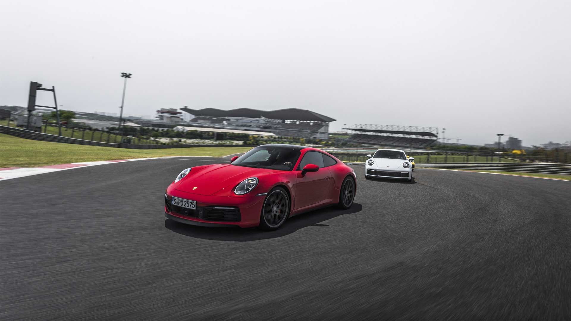 8th-generation-of-the-Porsche-911-India-launch-2019-Buddh-International-Circuit_2