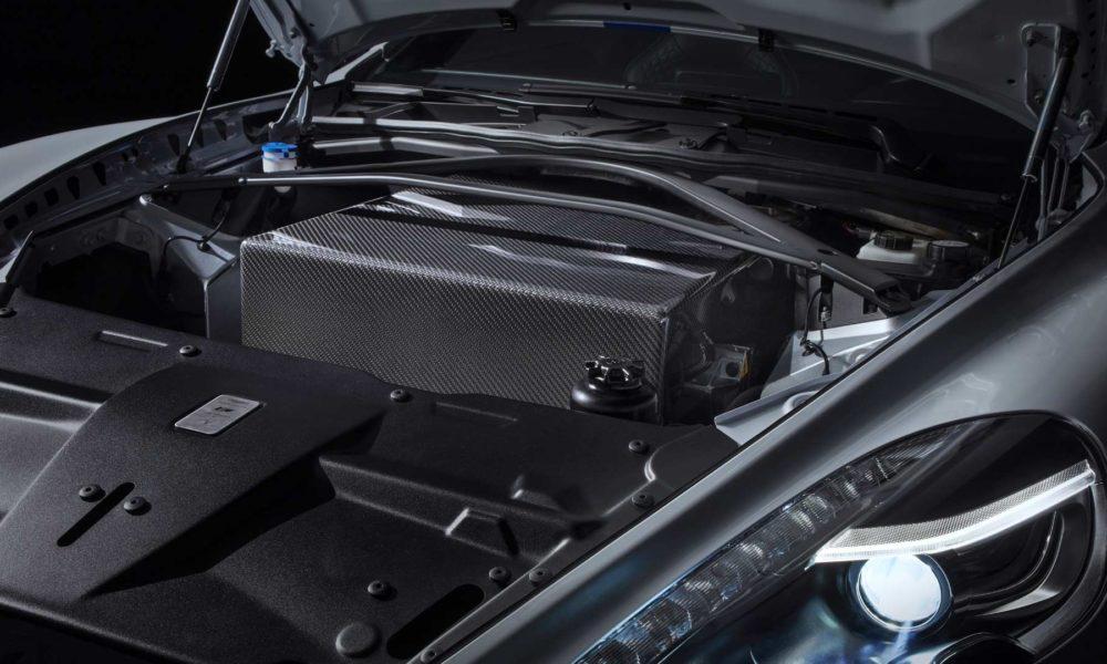 All-electric-Aston-Martin-Rapide-E-bonnet-open
