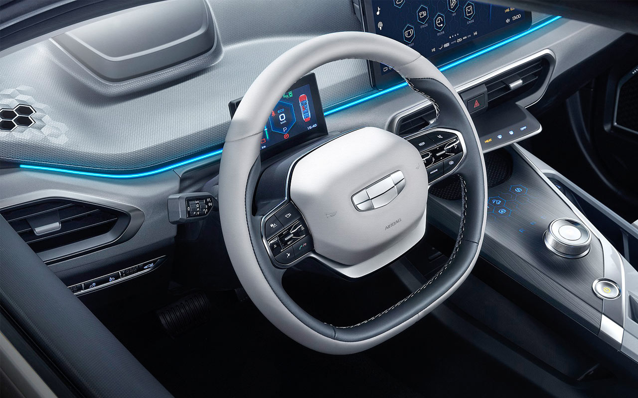 Geely-Geometry-A-Interior-Steering-Instrument-Cluster