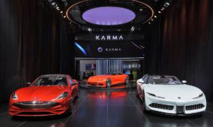 Karma Automotive Auto Shanghai 2019