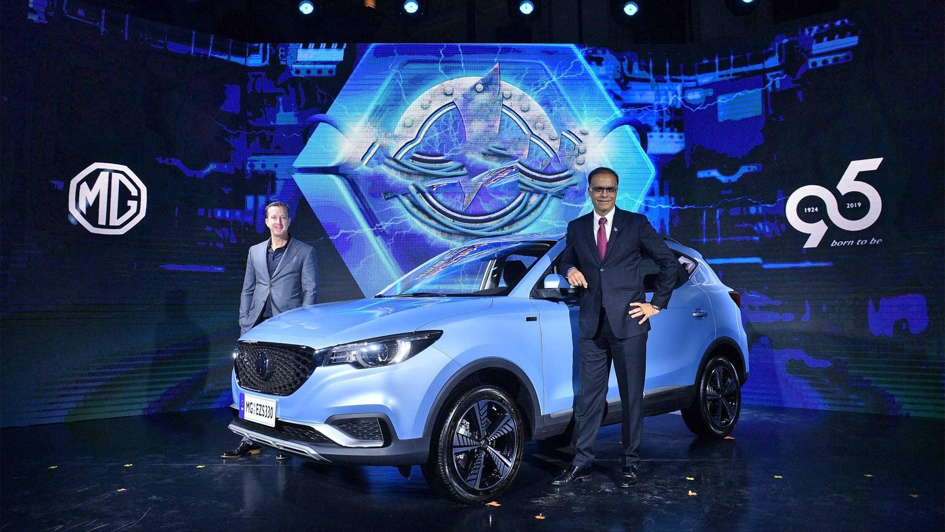 MG-eZS-India-launch-announcement-Rajeev-Chaba