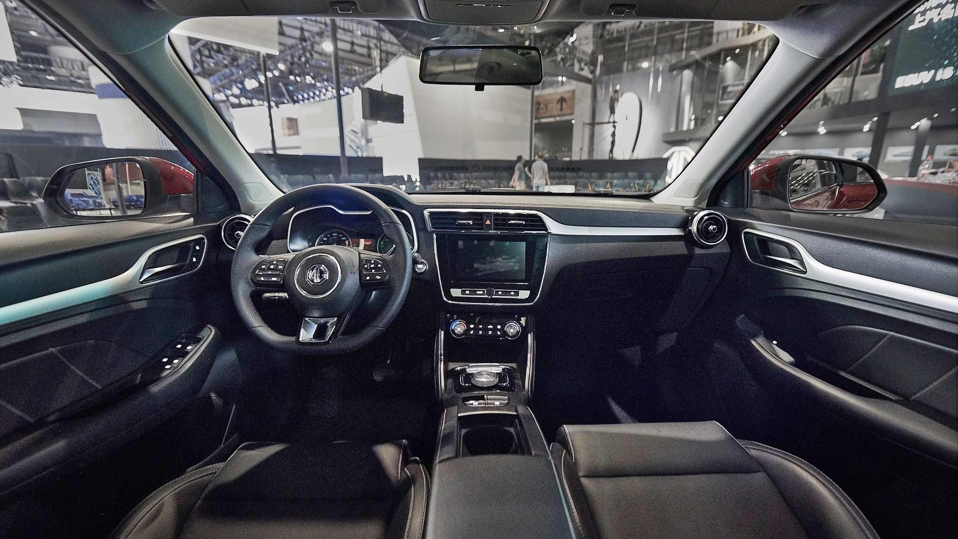 MG-eZS-Interior-Auto-Guangzhou-2018