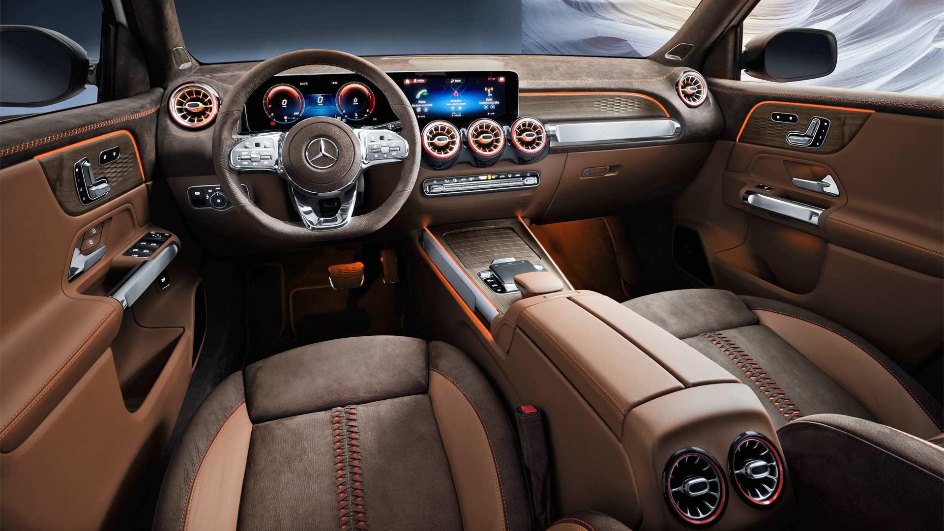Mercedes-Benz-Concept-GLB-Interior