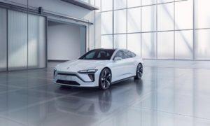 NIO ET Preview Sedan