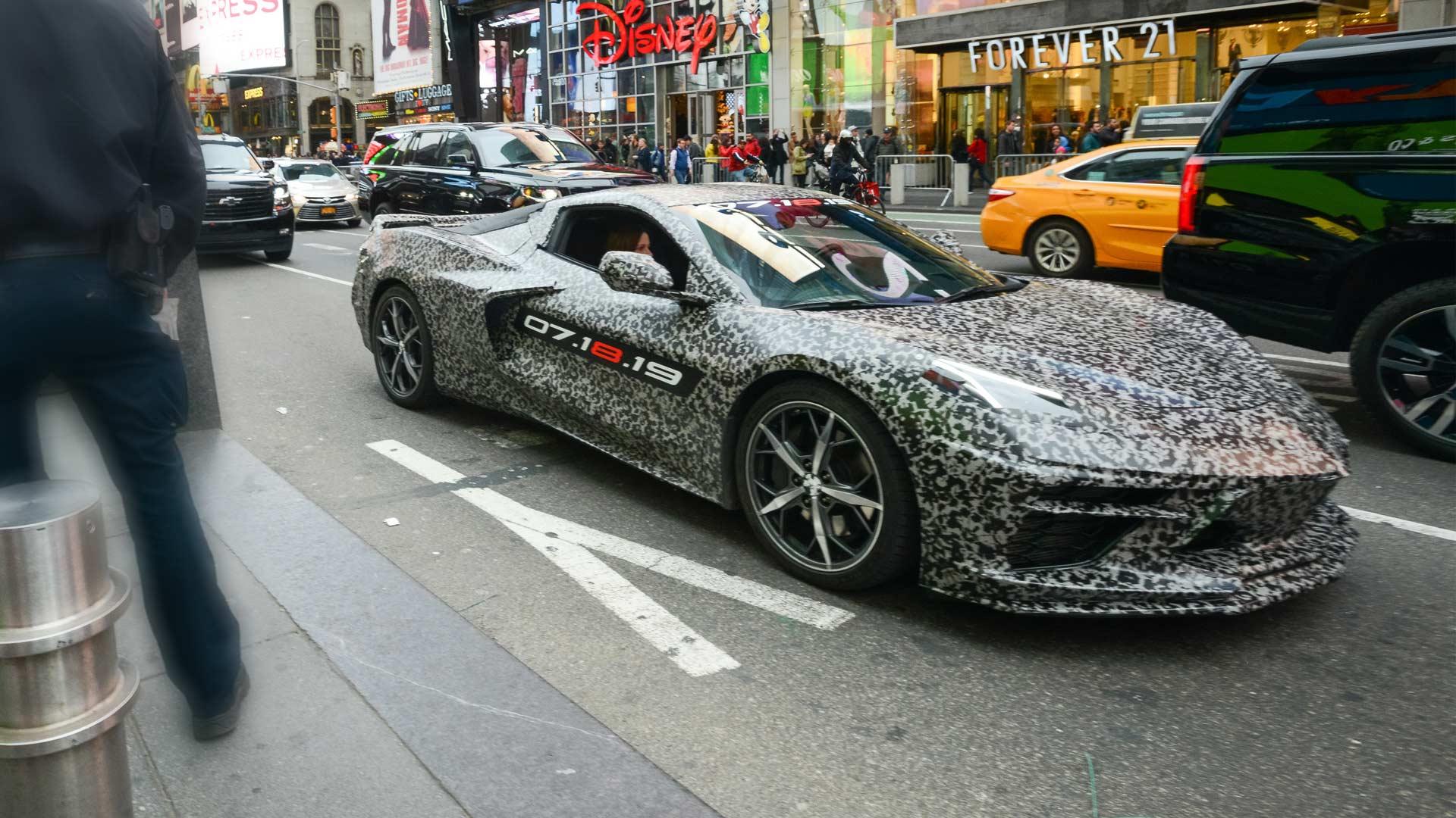 Next-Gen-C8-Corvette-Camouflaged-Prototype-NYC