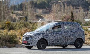 Renault-RBC-MPV-Triber-Spy-Shot