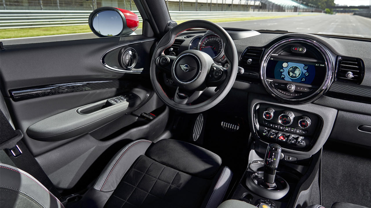 MINI JCW Clubman And Countryman Receive More Power