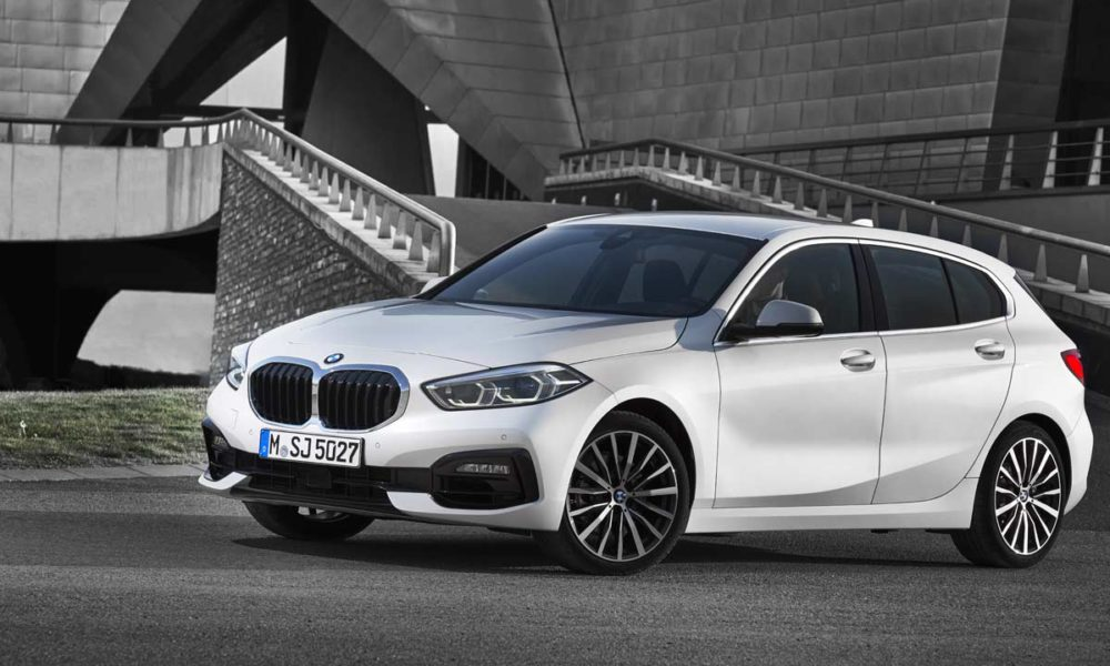 3rd gen bmw 1 series debuts with new architecture, more