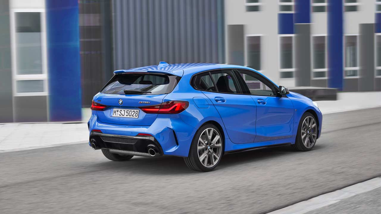3rd Gen Bmw 1 Series Debuts With New Architecture More