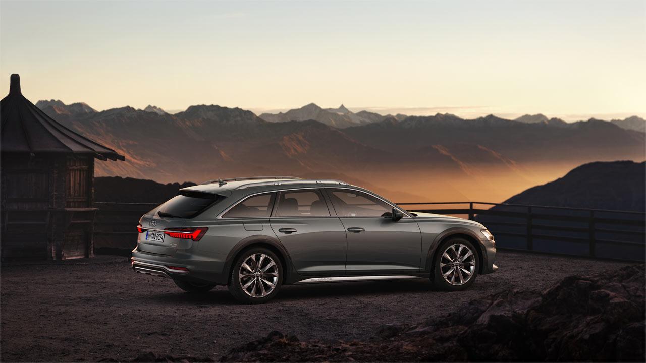 New Audi A6 Avant gets off-road sibling - Autodevot