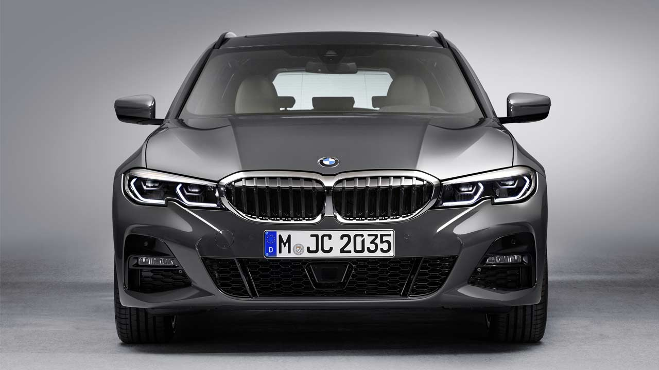New Bmw 3 Series Touring Debuts With More Space And Technology Autodevot