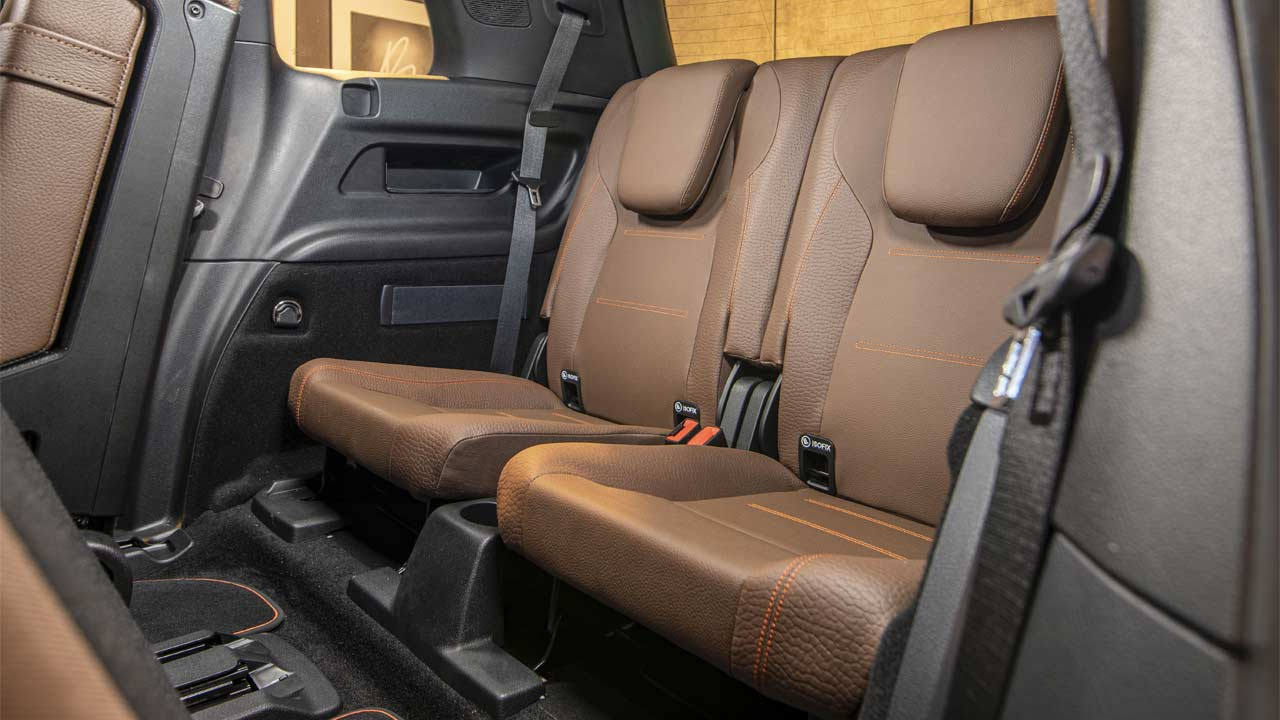 First Ever Mercedes Benz Glb Debuts With Option For 7 Seats