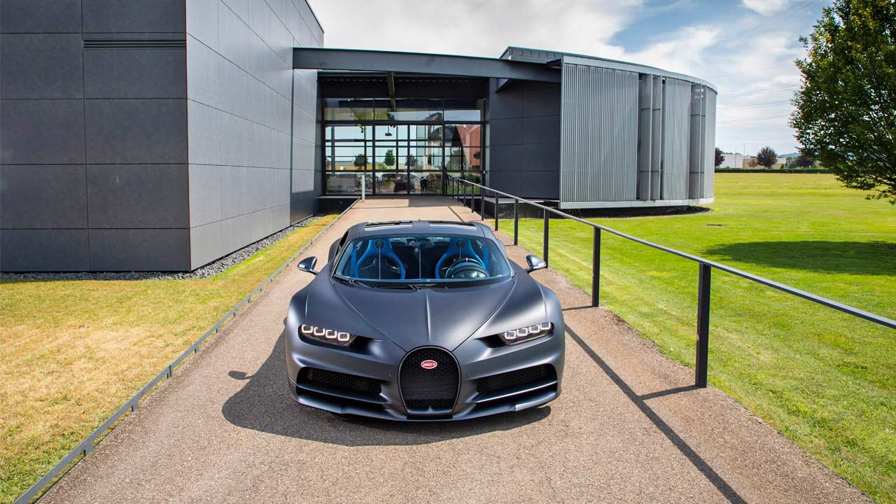 200th Chiron Is 110 Ans Bugatti Special Edition Autodevot