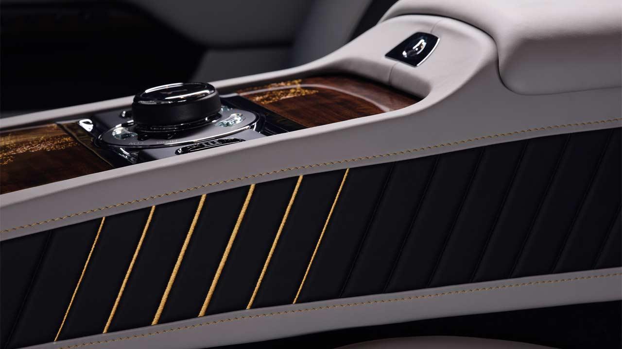 Rolls-Royce Wraith Eagle VIII Edition Interior_3