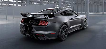 A Stealthy 2020 Mustang Shelby Gt500 Will Be Raffled To