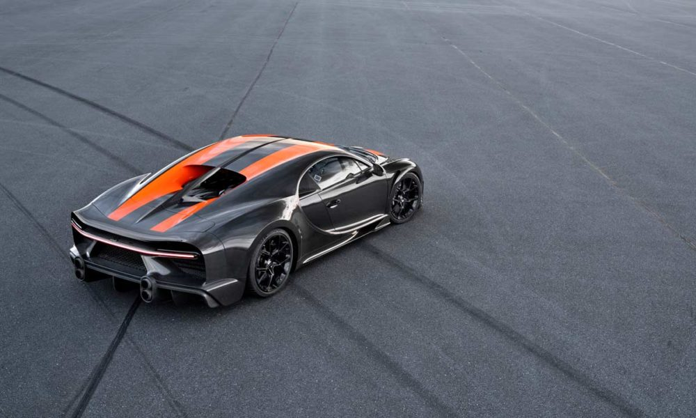 Chiron prototype sets a new world record with 490 km/h top speed - Autodevot