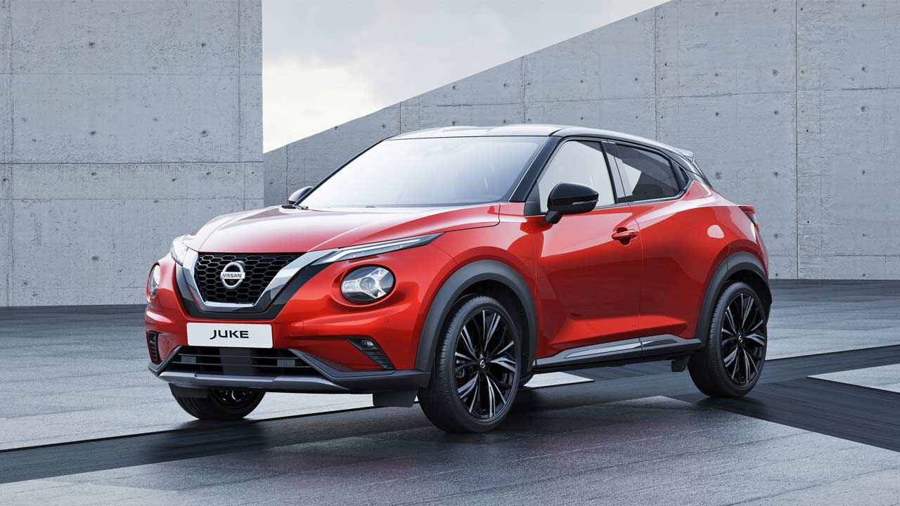 2020 Nissan Juke Debuts With Better Design More Tech