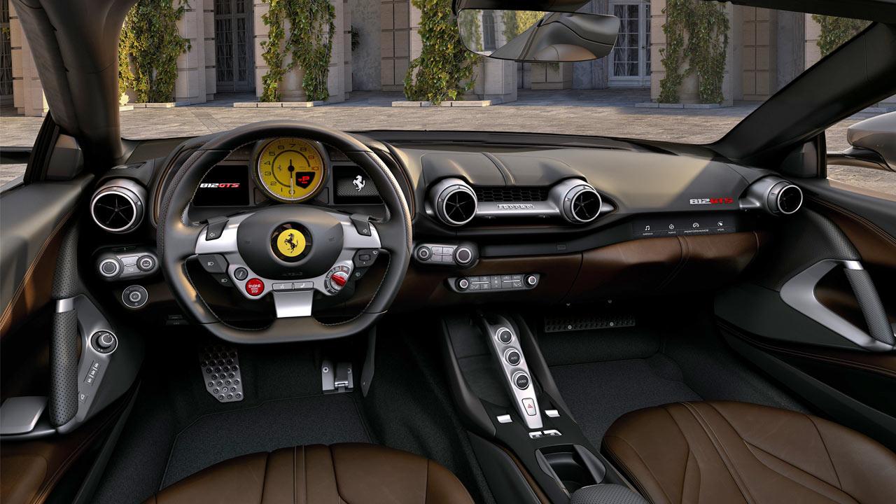 Ferrari V12 Spider Returns With The 812 Gts Autodevot