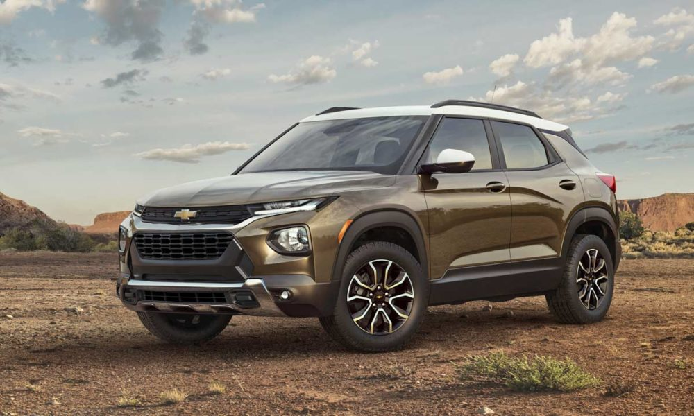 2021 Chevrolet Trailblazer packs style & tech in compact ...