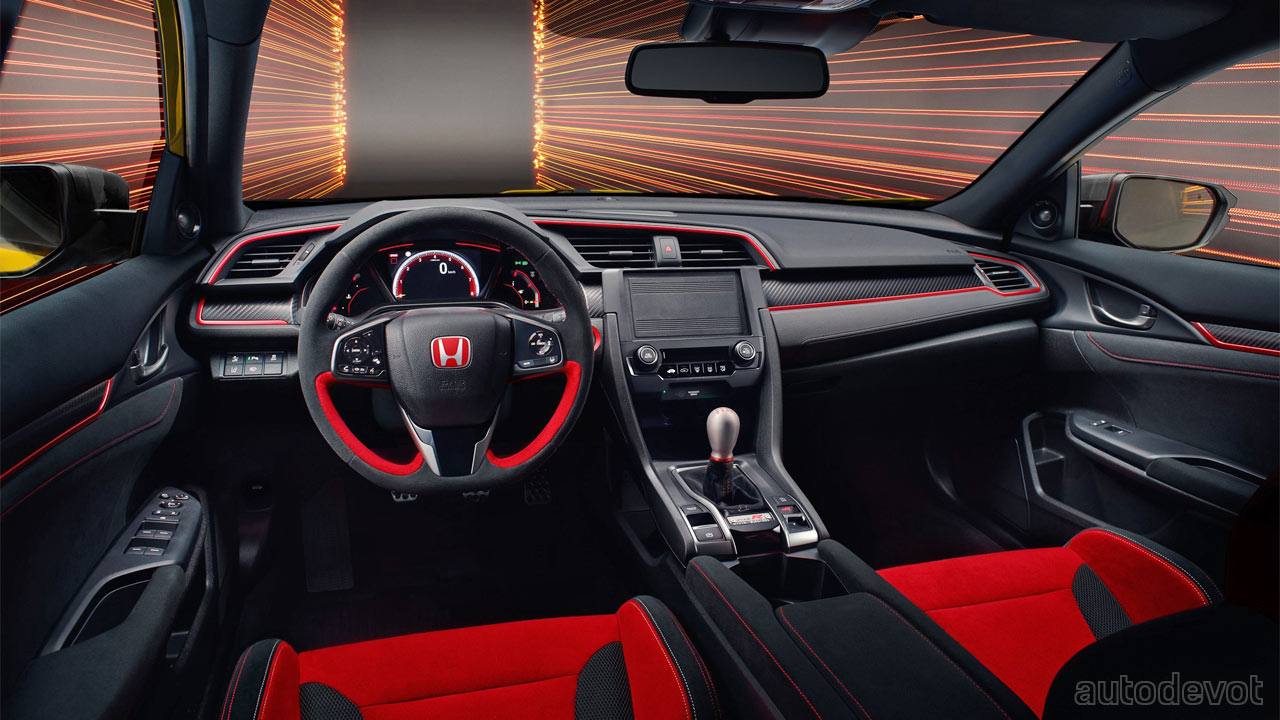 Honda Updates Civic Type R Lineup With A Track Focused Limited Edition Autodevot